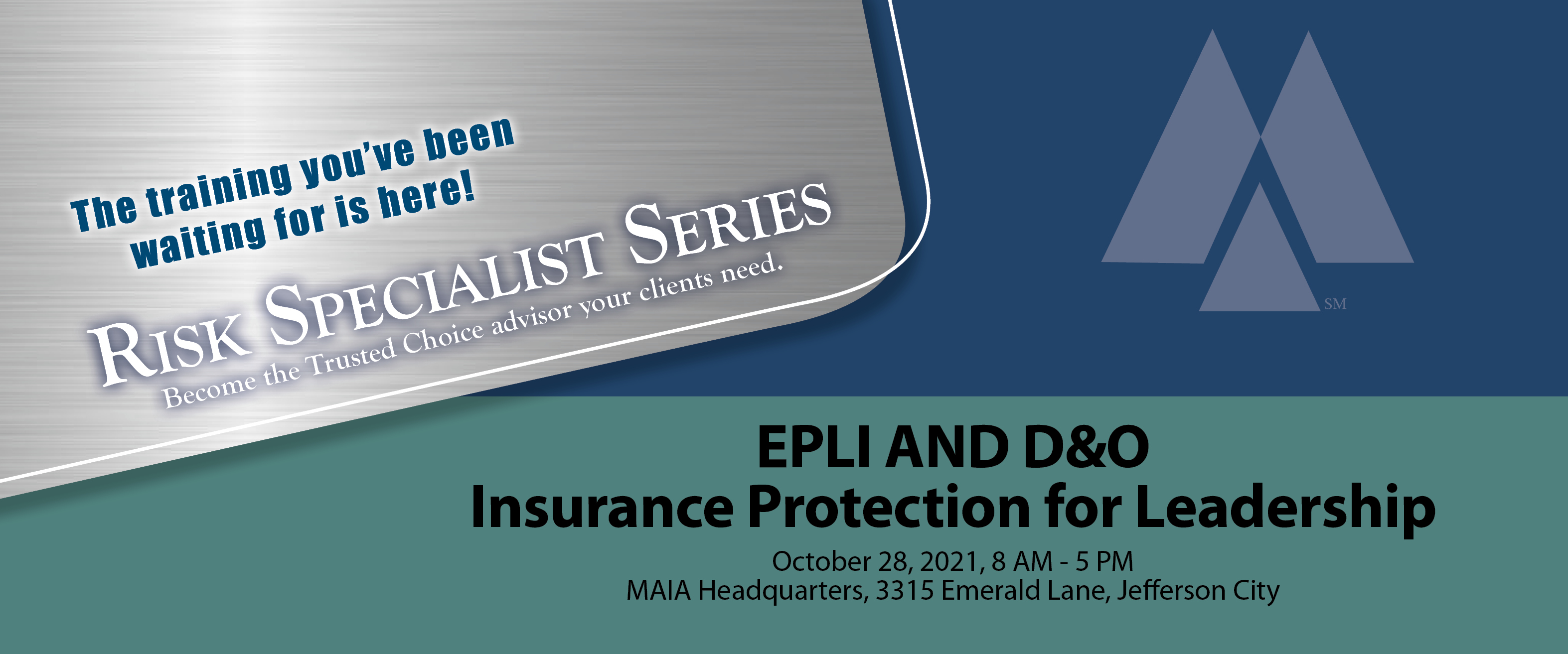 Risk Specialist Series: EPLI and D&O Insurance Protection for Leadership