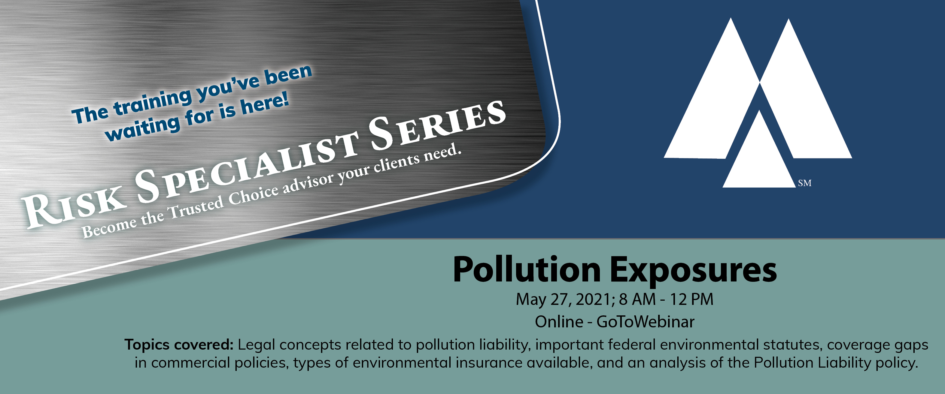 Risk Specialist Series: Pollution Exposures