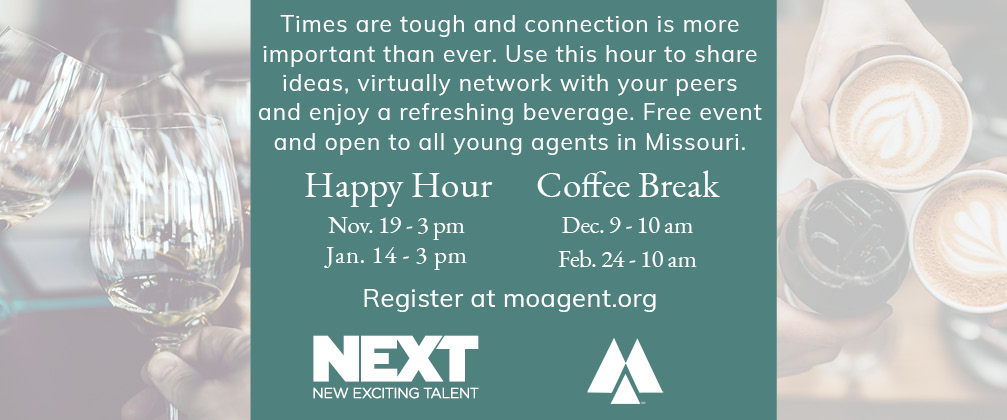 Young Agents Happy Hour/Coffee Break