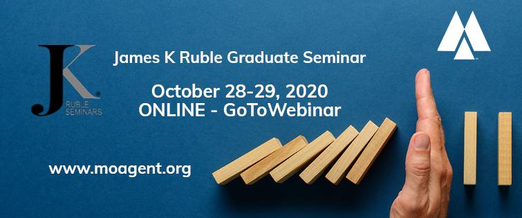 James K Ruble Graduate Seminar