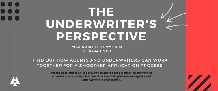 Young Agents Happy Hour